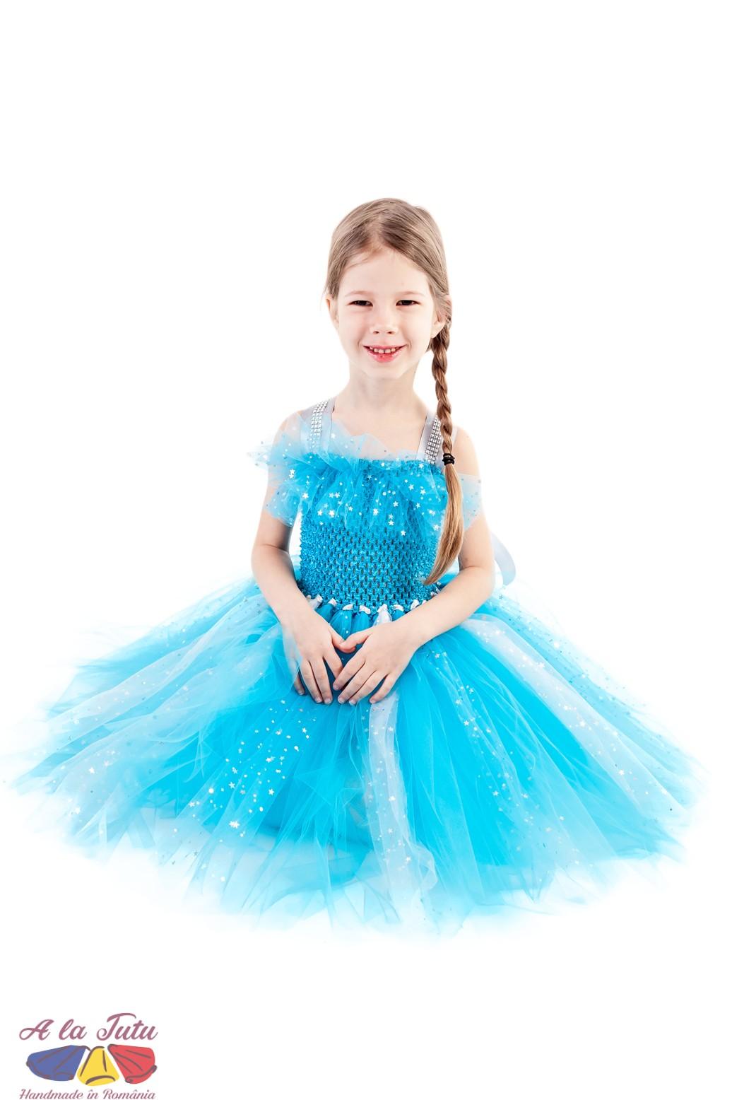 Rochite copii : Printesa Aqua