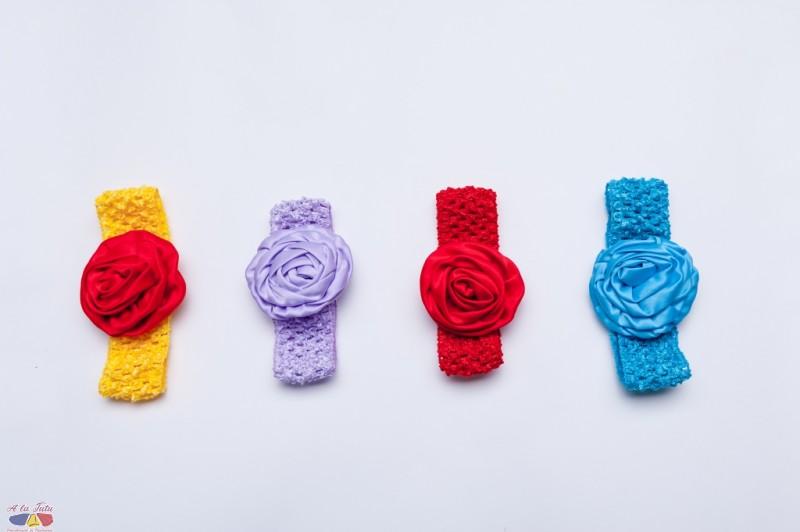Bentite cu trandafiri