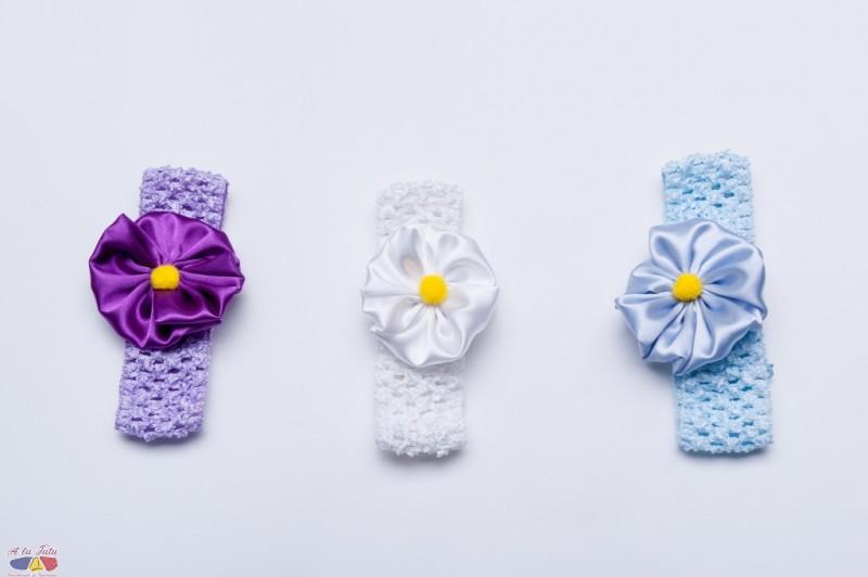 Bentita cu flori primavara